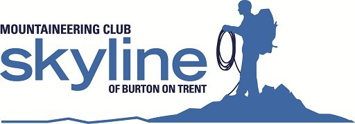 Skyline Mountaineering Club of Burton-on-Trent Logo