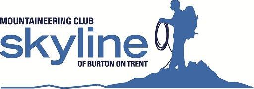 Skyline Mountaineering Club of Burton-on-Trent Logo